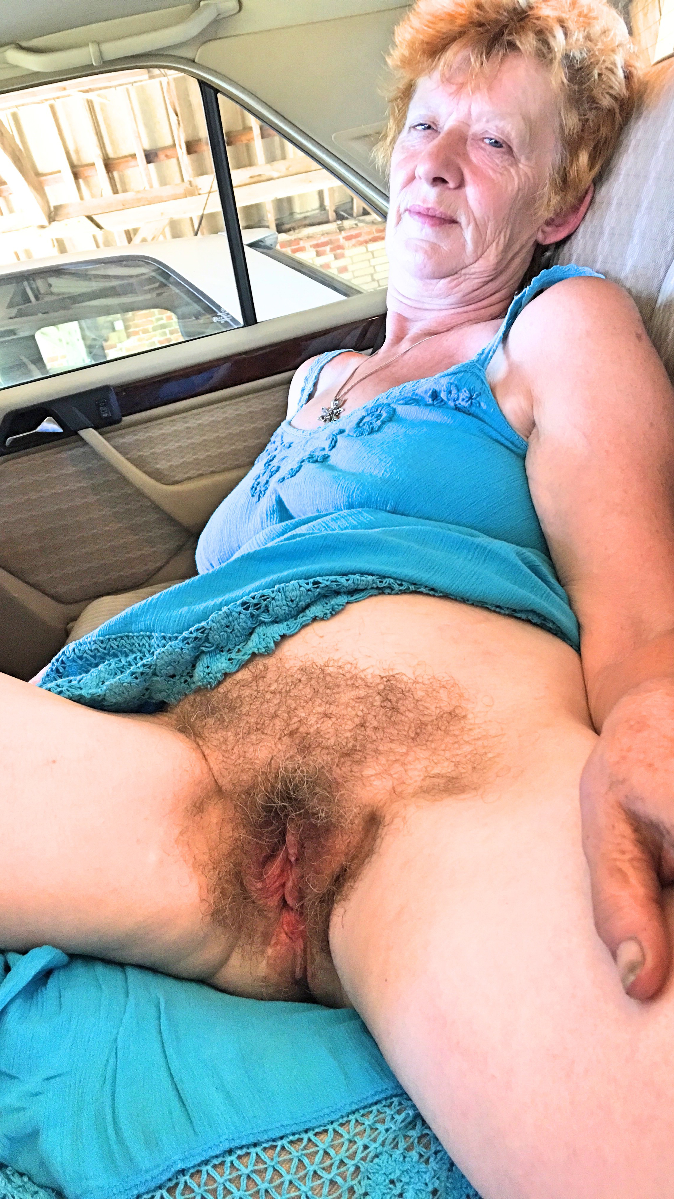 Old pussy pic