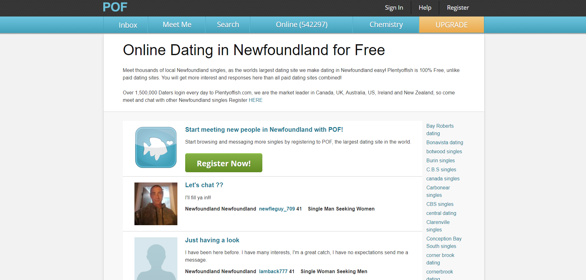 list of dating websites in the world